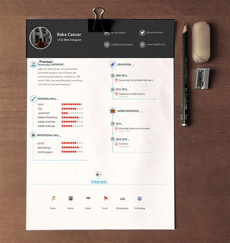 25 free resume cv templates to help you get the job
