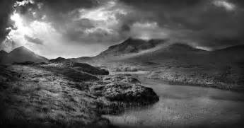 the modern masters of black and white landscape