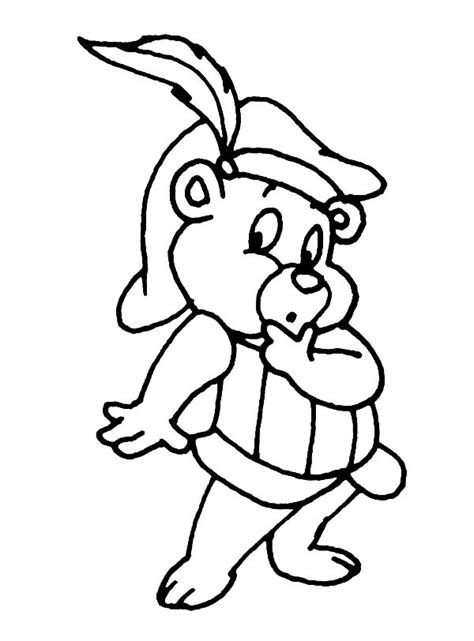 Gummy Bear Coloring Pages Clipart Best Gummy Coloring Page