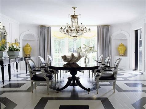 dining room black and white dining room ideas