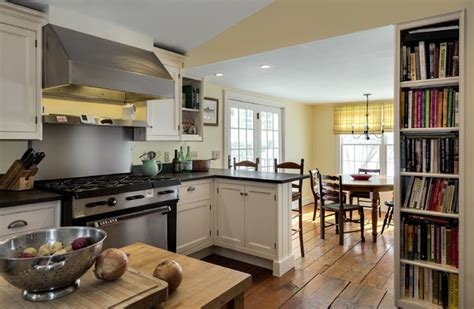 Renovated Kitchen by Renovated Kitchen Farmhouse Kitchen New York By