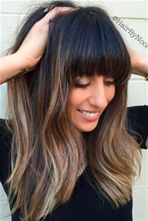 21 nice and flattering hairstyles with bangs hair type 18 nice and flattering hairstyles with bangs discover