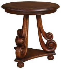 30 accent table 30 quot jolie round occasional table traditional side
