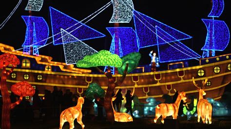 festival of lights 2017 longleat festival of light 2017 official opening