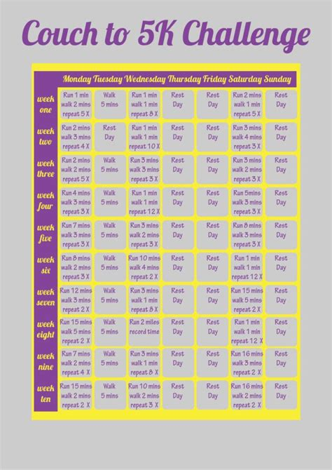 couch to half marathon schedule 1000 ideas about couch to 5k on pinterest running tips