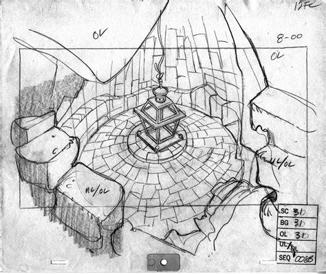 layout design 2d animation 30th anniversary of secret of nimh gary goldman