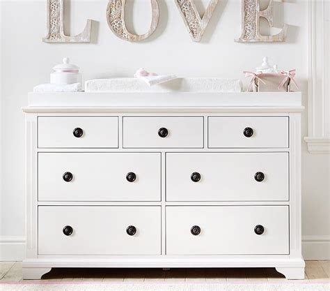 pottery barn dresser baby 101 best images about baby changing tables on