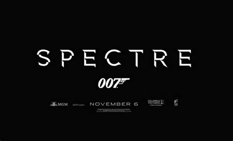 new james bond film announced new james bond film is titled spectre full cast car and