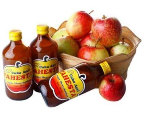 Cuka Apel Tahesta Isi 300ml jual cuka apel tahesta 187 pandaibesi