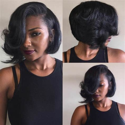 images of black hairstyles feather bob haircuts for black www imgkid