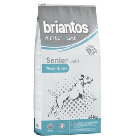 senior light dry dog food briantos senior light weight care great deals on dry