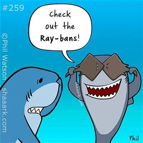 baby shark jokes stempel spass have a fin tastic day