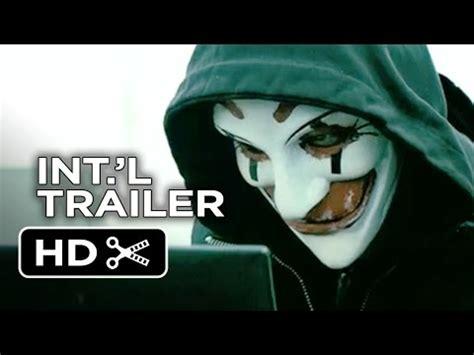 film hacker yg seru who am i no system is safe official trailer 1 2014