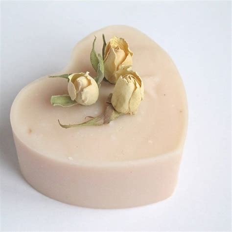 Handmade Soap Images - rosebud handmade soap by lovely soap company