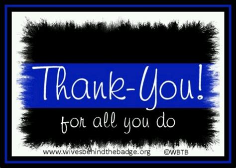 Officer Appreciation Day by September 15th Is National Thank A Officer