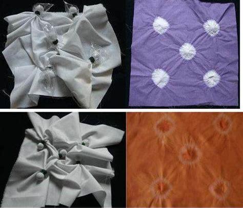 desain batik jumputan kain jumputan proses pembuatan blog rendi ismail