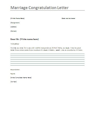 Wedding Congratulation Letter by 8 Best Congratulation Letters Images On Cover