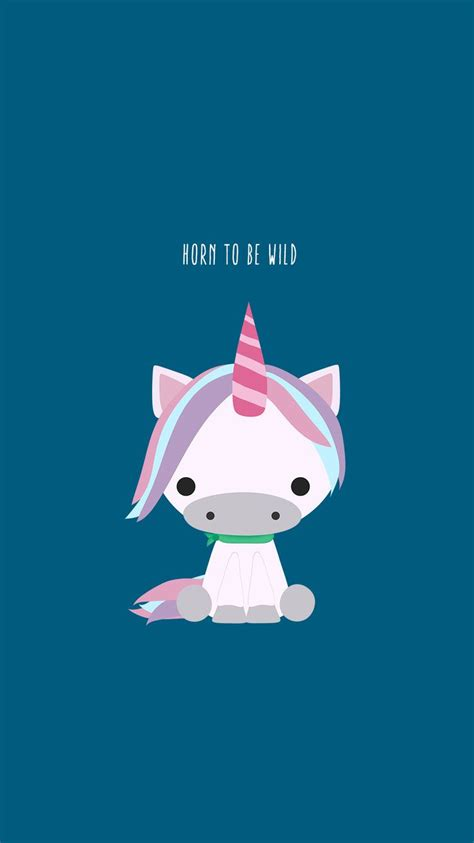 Cute Unicorn Iphone Wallpaper | horn to be wild cute unicorn iphone 6 wallpaper iphone
