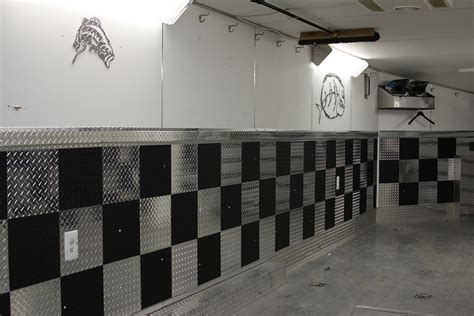 Garage Wainscoting Ideas by Garage Wall Cover How To Walls For A Regarding