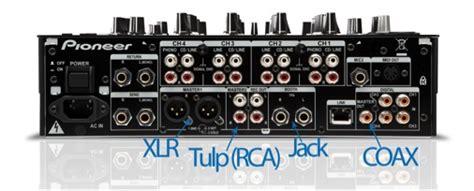 Kabel Mixer Audio dj worden dj cursus dj les uitleg de dj basics