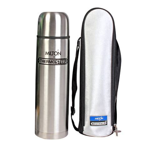 Online Home Decor Shopping In India by Milton Thermosteel Flask Price Buy Milton Thermosteel