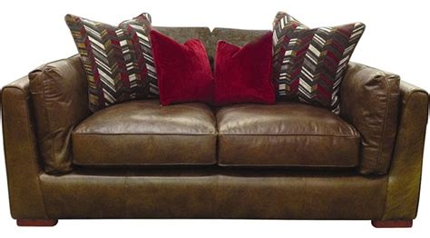 Leather Versus Fabric Sofa Sofas With Leather And Fabric Fabric Leather Sofas Centerfieldbar Thesofa
