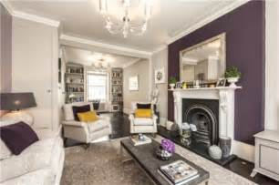 accent colours and feature walls