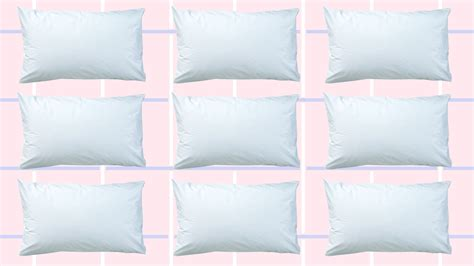 How To Freshen Pillows - how to clean pillows in a few simple steps real simple
