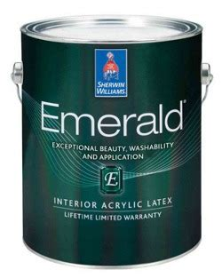 sherwin williams emerald reviews the blogging painters emerald 174 interior acrylic latex paint homeowners