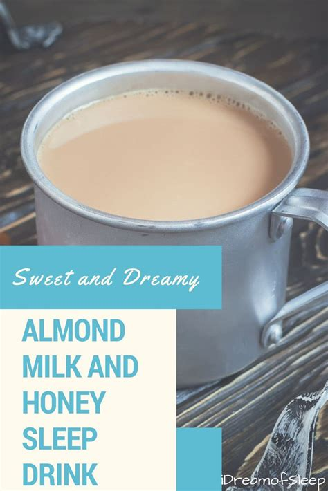 Almond Milk Before Bed by Best 25 Honey Before Bed Ideas On Water