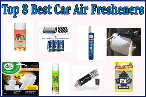 top   car air fresheners recommendations  fanatic