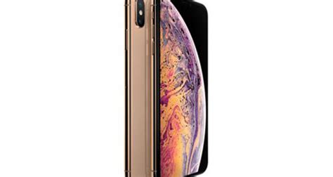 un iphone xs valeur de 999