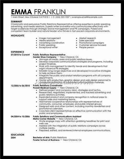 Sample Excellent Resume excellent resume excellent resume examples 2016 excellent resume
