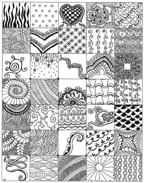 doodle pattern pinterest doodle cheat sheet have fun zentangle pinterest