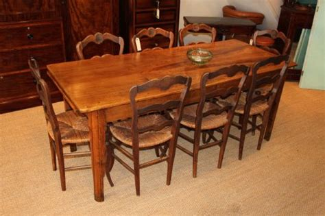 Antique Dining Room Furniture 1920 1920 S Elm Farmhouse Table Dining Table 218219 Sellingantiques Co Uk