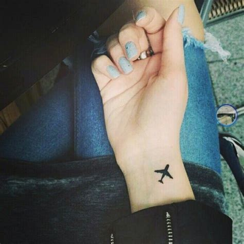small airplane tattoos best 25 plane ideas on airplane