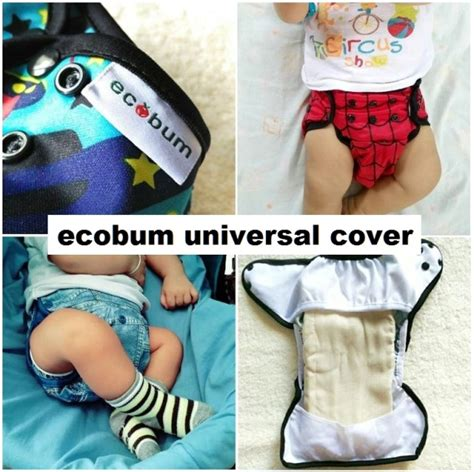 Ecobum Universal Cover Uc Tanpa Prefold ecobum universal cover