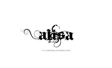 tattoo alisa alisa name tattoo designs