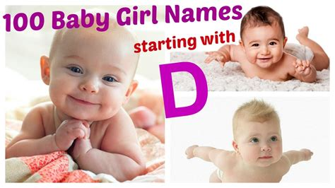 d names 1 100 baby names starting with letter d