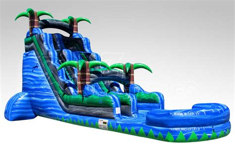 water bounce house inflatable water slide rentals long island ny thebigbouncetheory com