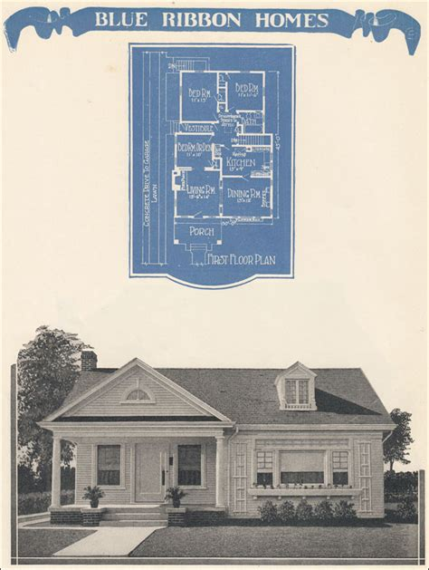 modern colonial revival cottage bungalow design 11154