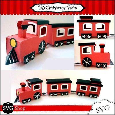 printable paper christmas train make christmas special with this 3d christmas train use