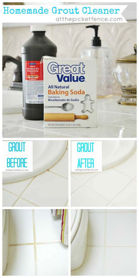 Grout Cleaner Diy 5 Diy Tricks For A Brilliantly Clean Bathroom