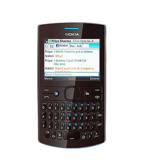 Hp Nokia Asha 205 Seken nokia asha 205 mobile phones at low prices snapdeal india