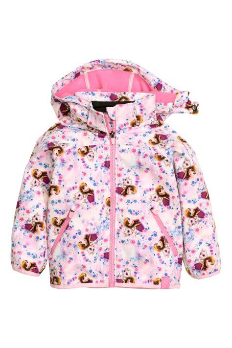 Frozon Hm 7y Sale softshell jacket light pink frozen sale h m us