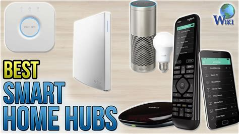 top new products for the smart home 2018 padtronics 10 best smart home hubs 2018