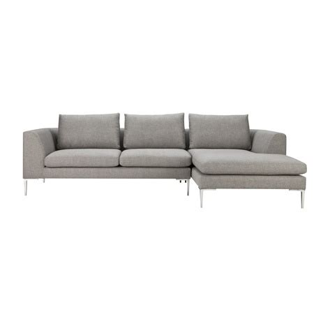freedom furniture couches hilton modular 2 seat left hand chaise right hand