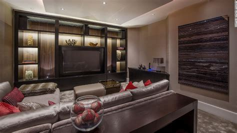 basement bar sofa s amazing luxury basements cnn
