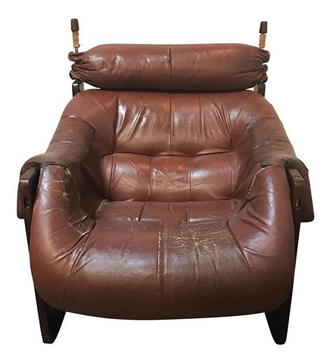 percival lafer chairish percival lafer rosewood lounge chair chairish
