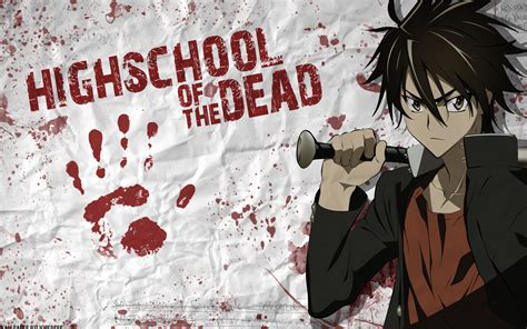 highschool of the dead 69 highschool of the dead hd wallpapers backgrounds